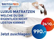 British Bed